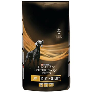 PRO PLAN® VETERINARY DIETS JM JOINT MOBILITY для собак при заболеваниях суставов
